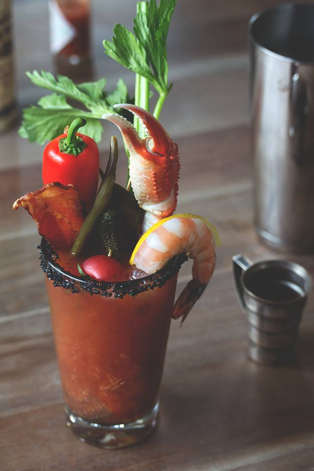 Cocktail of the day ~ THE ULTIMATE BLOODY MARY